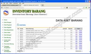 Program Manajemen Data Barang
