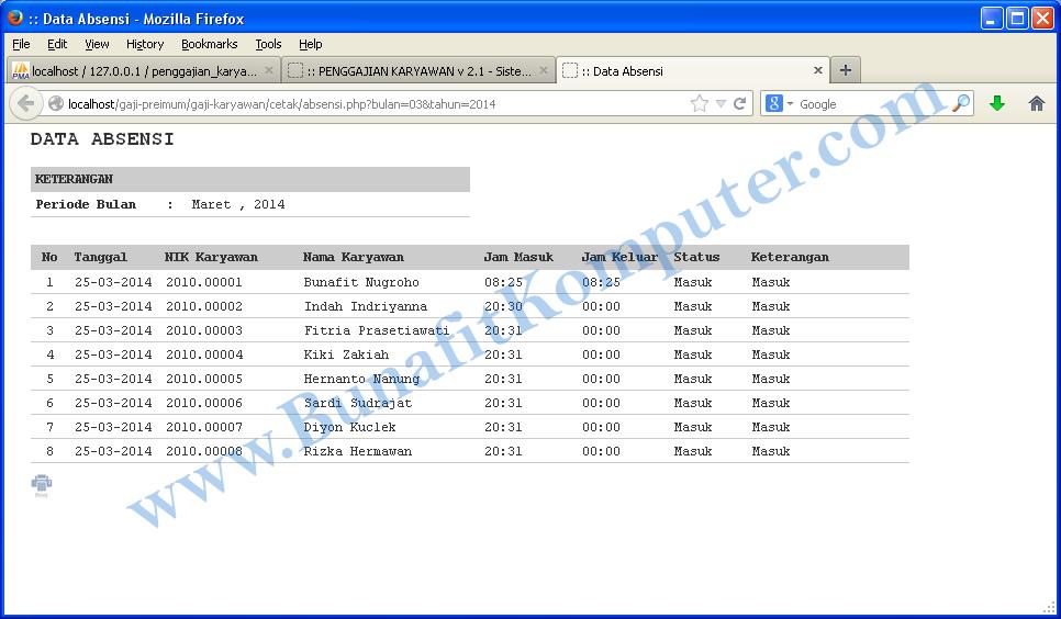 ... Image Gallery of Membuat Aplikasi Berita Sederhana Berbasis Php Mysql