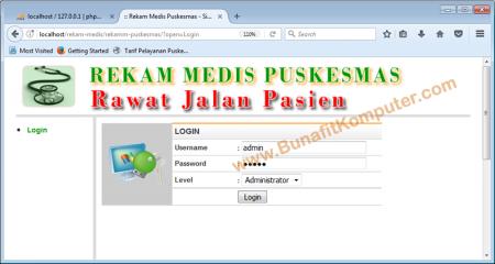 halaman-login-program-aplikasi-rekam-medis-puskesmas