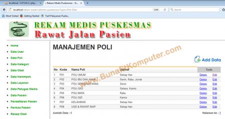halaman-manajemen-data-poliklinik-pada-aplikasi-rekam-medis-puskesmas