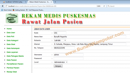halaman-manajemen-tambah-dan-ubah-data-user-program-rekam-medis-puskesmas
