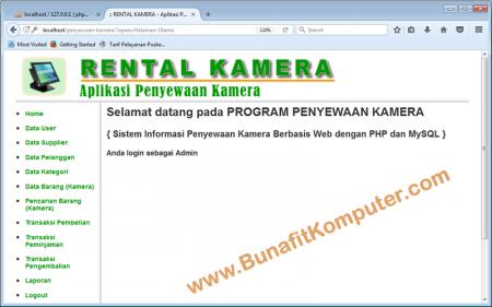 halaman-menu-admin-program-penyewaan-kamera