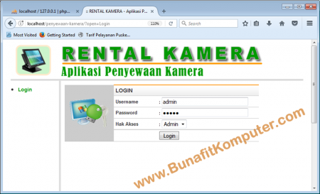 login-program-penyewaan-kameran-berbasis-web